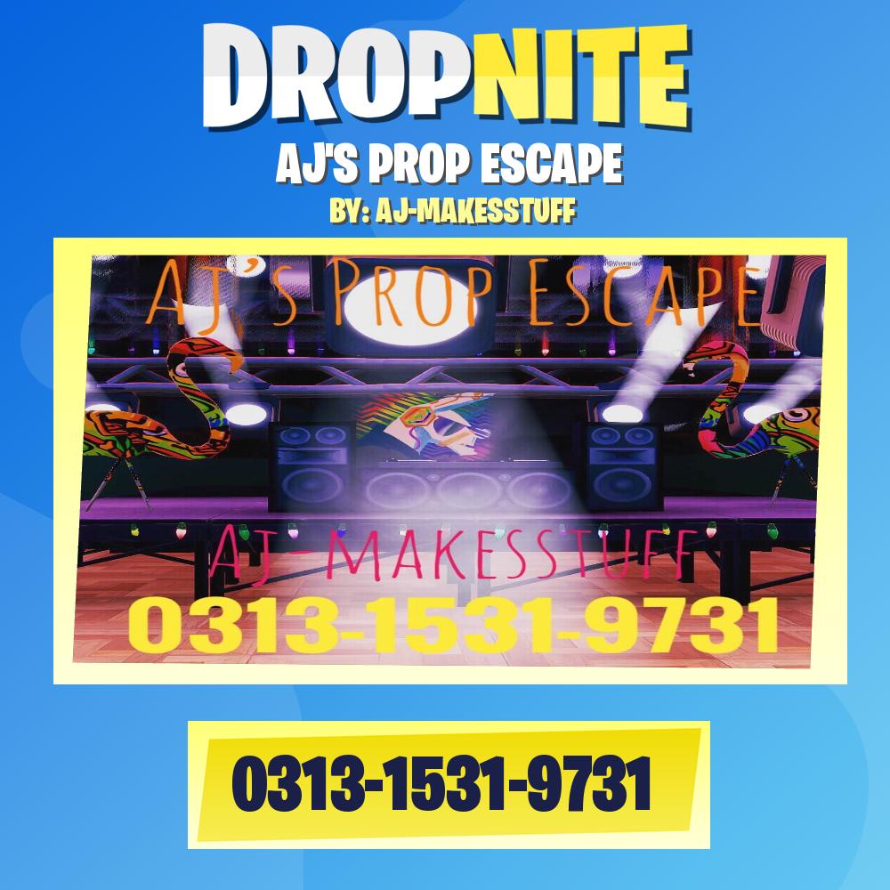 Fortnite Creative Maps by AJ-MAKESSTUFF - Fortnite Creative